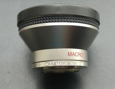 4a67da00ea1235 GroBartiG Digital AF 0.45X Wide Angle Lens with 30mm to 37mm Thread Adapter