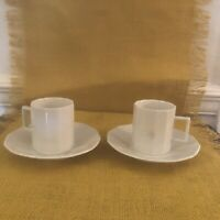 Ando fine China ~ Toscany ~ set of 2 cups/saucer expresso