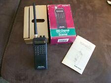 PRO-51 200-Channel Radio Shack Scanner Portable