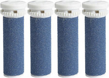 4 x Scholl Express Pedi EXTRA COARSE Compatible Refill Rollers
