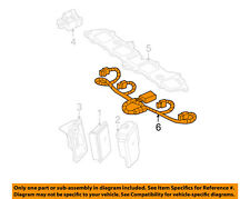 GM OEM Ignition Spark Plug-Wire OR Set-See Image 19351572