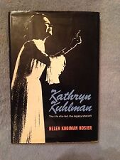 Kathryn Kuhlman: The Life She Led, the Legacy She Left / Helen Hosier - 1976