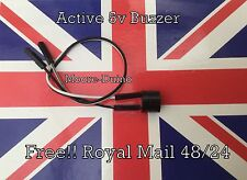 LOST BUZZER BLEEPER ALARM 2pin JST FOR FPV RACING DRONES QUADCOPTERS