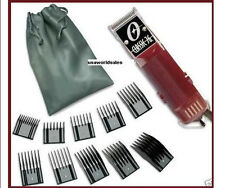 Oster Original Classic 76 Hair Clipper + 10 Combs New