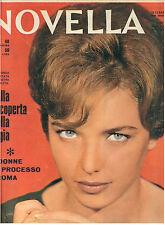 NOVELLA NUM. 8 23 FEBBRAIO 1961 ANNO 42° ABA CERCATO