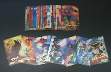 1995 Fleer Ultra Spider-Man GOLD FOIL SIGNATURE Card Singles (PICK 1) NM/M