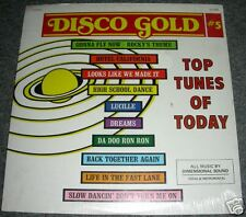 DISCO GOLD # 5 MUSIC BY DIMENSIONAL SOUND LP SEALED