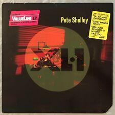 PETE SHELLEY - XL1 (Vinyl LP) Arista AL 6-8017