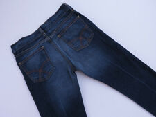 *A-089 LADIES PAUL AND JOE USA MADE BOOTCUT BLUE DENIM JEANS SIZE 26
