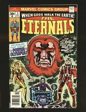 Eternals # 5 - Kirby cover & art VF Cond.