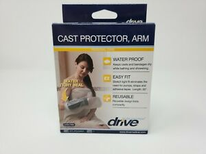 NEW Drive Cast Protectors Waterproof Arm Cast Covering For Shower Reusable