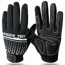 Mens Weight Lifting Gloves Full Finger Workout Gym/Training/Fitness/Cycling US