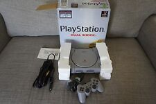Sony PlayStation 1 Gray Console (NTSC - SCPH-7501)  In Box Near Complete