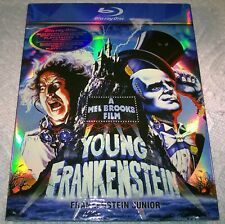 Young Frankenstein (Blu-ray, 2008, Canada) with Slipcover NEW