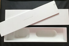 Apple watch empty Cardboard box For Series 7000 38mm Silver Aluminium