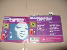 Lorez Alexandria The 60's Pzazz Sessions - Didn't We / In a Different Bag cd nm