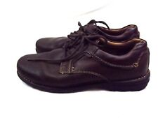 VINTAGE DUCK HEAD MEN'S OXFORDS SIZE 12 M BROWN LEATHER CASUAL