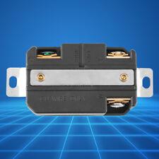 NEMA L5-30R 30A 125V Twist Lock Electrical 3-hole Power Female Plug Receptacle H