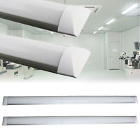 2x 4FT 1200mm 36W Surface Mounted LED Batten Linear Tube Light Ceiling Panel AU