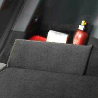 Trunk Shelf Baffle Useful Accessories Black For Tesla Model Y 2020-2021