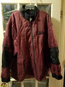 VINTAGE Texas A&M Aggies Pro Player Jacket Coat Adult L Von Miller Myles Garrett