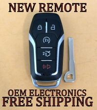 NEW 13-17 FORD FUSION TITANIUM PROXIMITY SMART KEYLESS REMOTE FOB FOR 164-R7989