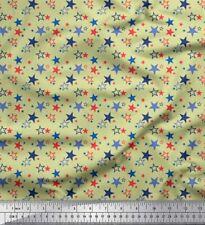 Soimoi Tela Tela Impresión Floral Tropical Hojas /& por Metro-FL-453B