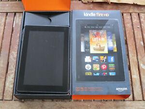 "Amazon Fire HD 8GB, Wi-Fi, 7"", DOLBY®, komplett und in OVP"