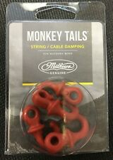 MATHEWS Monkey Tails String/Cable Dampeners Red 4ct 80573 - FREE SHIP!