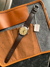 Omega Seamaster 2846 Vintage Fully Serviced Watch With Vintage Omega Strap