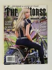 The Horse Back Street Choppers Magazine April 2016 Issue #160 - XRT 750