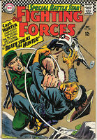 Our Fighting Forces #100 1966 VG DC Comics