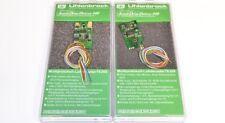 Uhlenbrock 2 Stück 76200 Digitaldecoder für Märklin / Motorola & DCC NEU in OVP