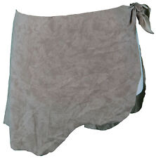 DOLCE & GABBANA Women's Camel Beige Stretch Cover Up Skirt US XS / I NWT $270