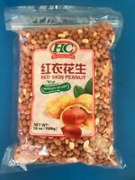 HC Red Skin Peanut 56oz   红衣花生1539g    Free US Shipping