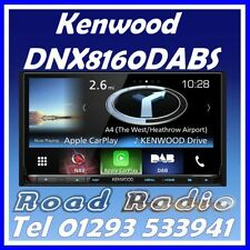 Kenwood Stereos & Head Units for Navigator