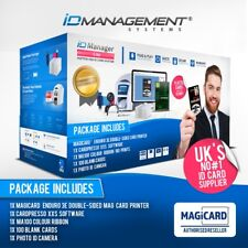 Magicard Enduro 3e Duo Complete Card System With Magnetic Stripe Encoding