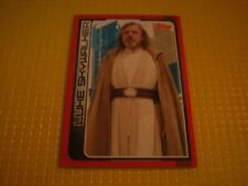 Topps Luke Skywalker Star Wars Trading Cards