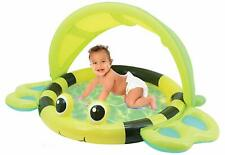 Inflatable pool for babies - bee shape