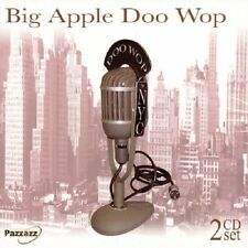 BIG APPLE DOO WOP 2 CD NEU