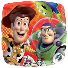 Party Supplies Birthday Toy Story Gang Buzz & Woody 45 cm Foil Balloon