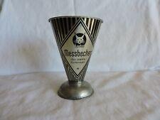 Vintage German Metal Luchs Messbecher/Measuring Vessel