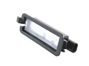 17-19 Chrysler Pacifica License Plate Lamp Factory Mopar New Oem Single