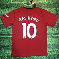 Rashford Manchester United Home Jersey 19/20