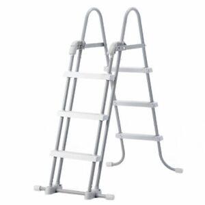 Intex Escalera de Seguridad Para Piscinas De 91-107CM Altura 28075