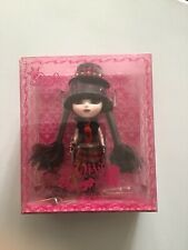 More details for little pullip collectible 'vivi' doll - by groove inc. - brand new / unopened