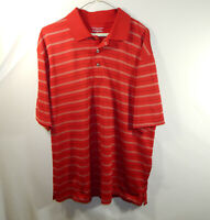 Roundtree and Yorke Performance Short Sleeve Mens Polo Golf Shirt EXTRA LARGE XL