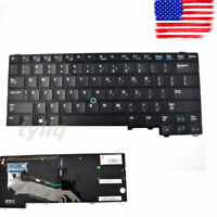 Latitude  E5440 Laptop Black  Keyboard  with Pointer  backlit For Dell