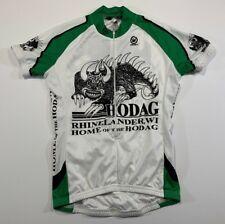 Youth Cycling Jersey Medium CANARI Hodag Rhinelander, Wisconsin Kids Bike
