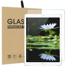 """Real Tempered Glass Film Screen Protector Full Cover For Apple iPad 9.7"""" 2018"""